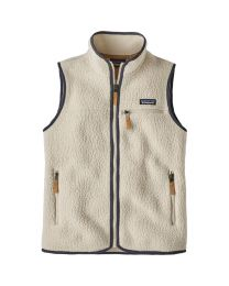 Patagonia Retro Pile Fleece Vest donna