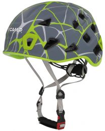 Casco Camp Storm Giallo