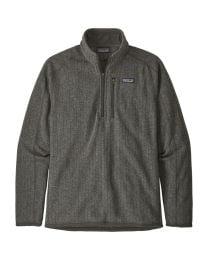 Patagonia Men's Better Sweater™ Rib Knit 1/4-Zip Fleece