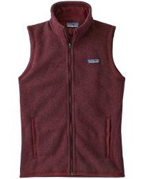 Patagonia better sweater fleece vest donna