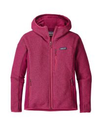 Patagonia Performance Better Sweater Fleece Hoody donna