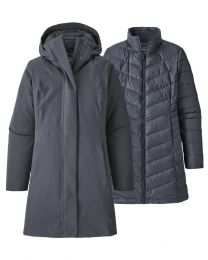 Patagonia tres 3-in-1 parka donna