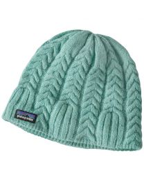 Berretto Patagonia cable beanie donna