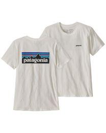 Patagonia P-6 Logo Organic Crew donna