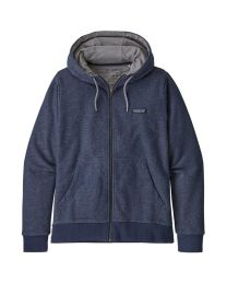 Patagonia P-6 label french terry full-zip hoody