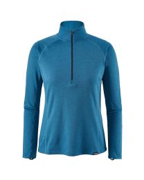 Patagonia Capilene® Midweight Zip-Neck donna