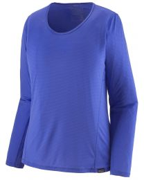 Patagonia long-sleeved capilene cool lightweight shirt donna