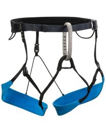 Imbrago arrampicata Black Diamond couloir blu