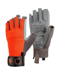 Guanti da scalata Black Diamond crag half-finger