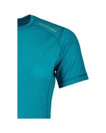 T-Shirt Ortovox Donna Azzurro