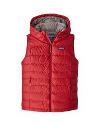 Patagonia hi loft down hoody vest