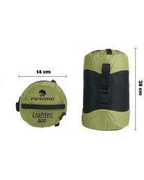 Saccoletto Ferrino Lightech 800