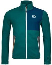 Ortovox fleece jacket uomo