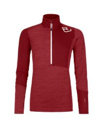Ortovox fleece light zip donna