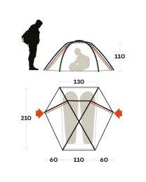 Tenda Ferrino Force 2