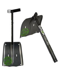 Pala back side shovel