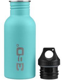 360° Stainless Single Wall Bottle 550 ml borraccia