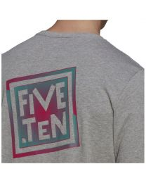 Adidas five ten heritage logo uomo