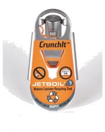 Jetboil crunchIt butane canister recycling tool