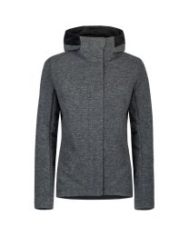 Montura techno wool hoody jacket woman