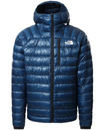 The North Face summit down hoodie uomo