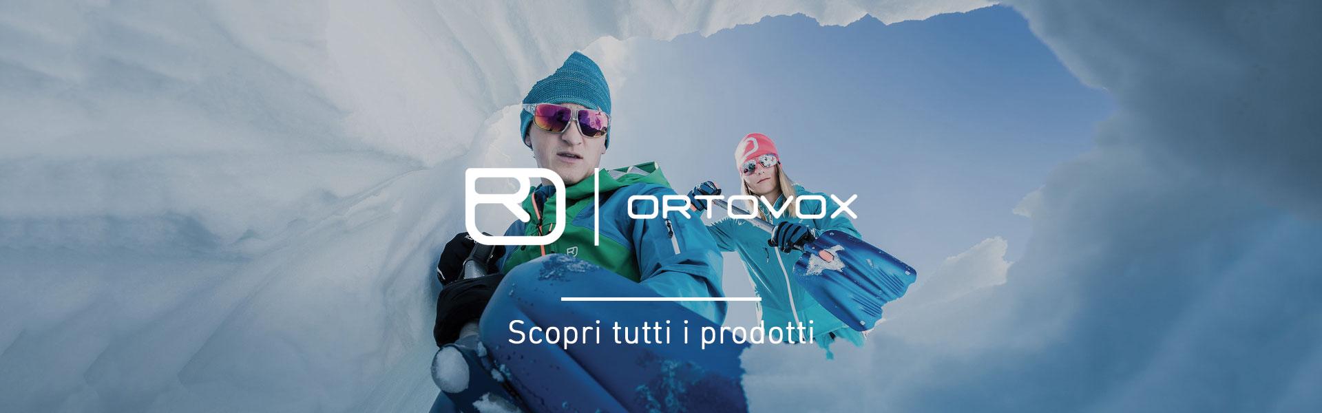 Ortovox abbigliamento e attrezzatura